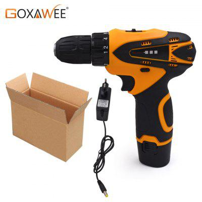 21V 12V Electric Screwdriver Cordless Electric Drill Lithium-Ion Battery Rechargeable Power Tool