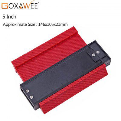 Plastic Gauge Contour Profile Copy Duplicator Standard Wood Marking Tool Tiling Laminate Tiles Tools