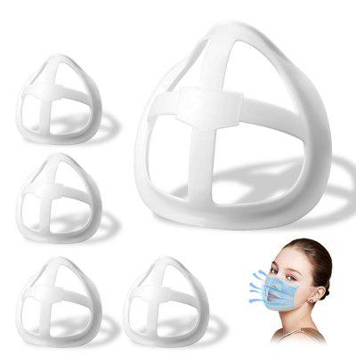 3D Mouth Mask Support Breathing Assist Help Inner Cushion Bracket Silicone Reusable Holder Face Skin Care