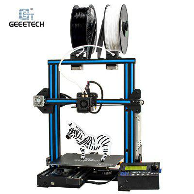 Geeetech  A10M 3D Printer With  Mixed color printing_Modular assembly_220x220x260mm Printing Size