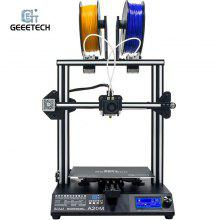 Geeetech  A20M 3D Printer With  Mixed color printing_Modular assembly_255x255x255mm Printing Size