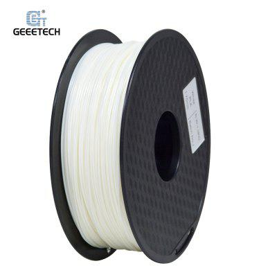 GEEETECH  1.75mm 1KG  PLA 3D Printer White Filament