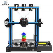 Geeetech A10T 3D Printer 3 in 1 out Mixed Property  GT2560 V4.0 Controlboard  220x220x250mm