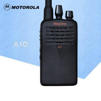 MOTOROLA Mag One A1D Digital Walkie Talkie Handheld High Power 400-470MHz Travel Console Transceiver