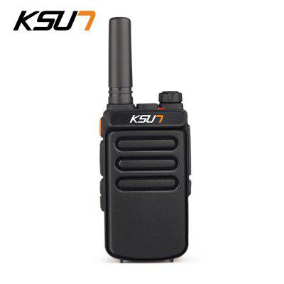 KSUN KSX-65 Handheld Walkie Talkie Portable 8W High Power UHF Two Way Ham Radio