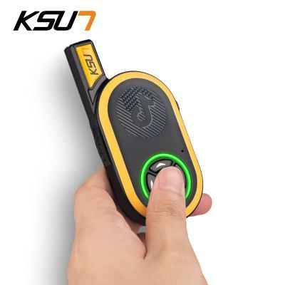 KSUN KSX30-JNB 2PCS Handheld Walkie Talkie Portable Radio 8W High Power UHF Two Way Ham Radio