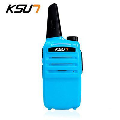 KSUN KSX35-16DY Portable Shatterproof Vhf Walkie Talkie Digital Two Way Radio Walkie Talkie