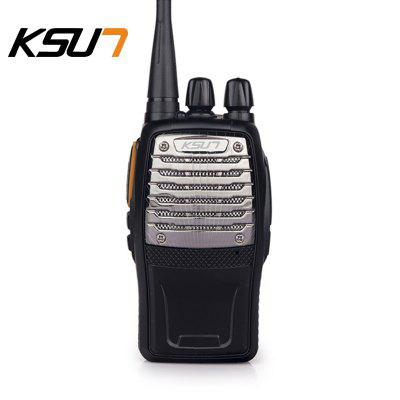KSUN KSX30-QH Low Price Walkie Talkie GPS Function Handheld Two Way Portable Radio Walkie Talkie