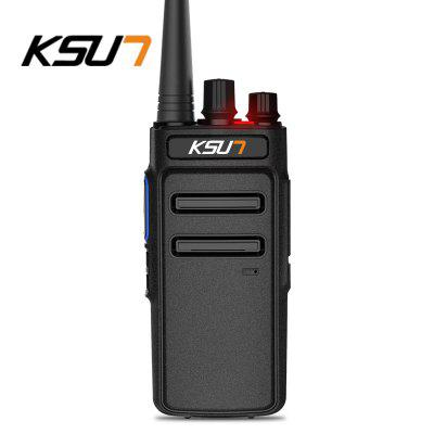 KSUN KSX70 Walkie-Talkie Outdoor High-Power Handheld Mobile Phone 50 Civilian Mini Self-Driving Tour