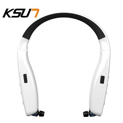 KSUN KSX-BT66 Bluetooth Headset Wireless Sports Running Ears Hanging Neck Android Walkie Talkie