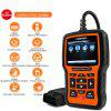 FOXWELL NT510 Full System OBD2 Scanner ABS SAS Transmission Airbag EPB Reset DPF