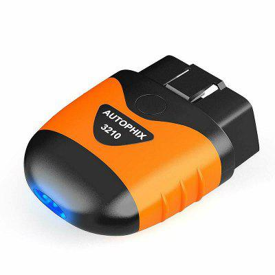 AUTOPHIX 3210 Bluetooth OBD2 Enhanced Car Diagnostic Scanner dla iPhone iPad Android Najnowsze