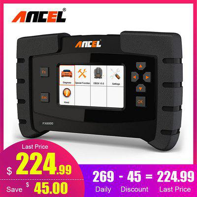 ANCEL FX6000 Professional OBD2 Car Diagnostic Tool Full Systems Automotive Scanner