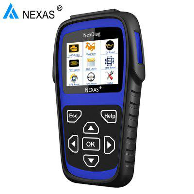 Nexas ND603 Obd2 Scanner Diagnostic Tool For Focus Transit Escape Fusion Montego Galaxy Cargo