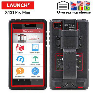 LAUNCH X431 PRO MINI OBD2 Automotive Full System Diagnostic Tool Support WIFI Bluetooth Connection