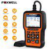 FOXWELL NT510 Elite OBD OBD2 Diagnostic Tool ABS SRS Airbag Crash Data SAS EPB Oil Reset Code Reade