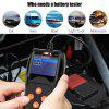 Ancel BA201 12V Car Battery Tester Analyze 100 to 2000CCA Test Battery Health Car Quick Diagnostic