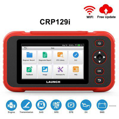 LAUNCH X431 CRP129i OBD2 Diagnostic Tool Airbag Code Reader Scanner Automotive Scan ODB Auo