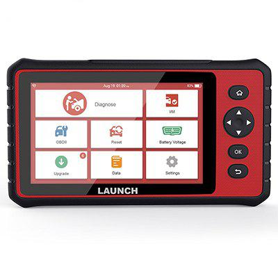 Launch CRP909 Professional X431 OBD2 Scanner Full System OBD Diagnostic Tool Automotive OIL IMMO TPMS Code Reader 7inch