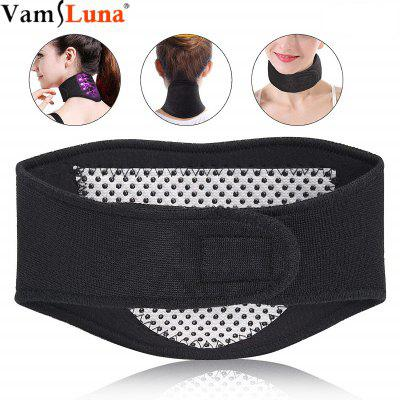 Far Infrared Ray Heat Neck Neck Support Brace Tourmaline Massager Brace Support Strap