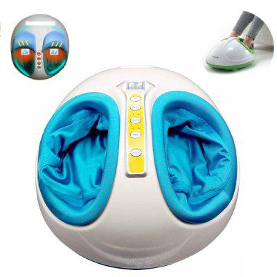 VamsLuna Electric Shiatsu Foot Massager including Kneading Air Pressure Massage and Heating Therapy