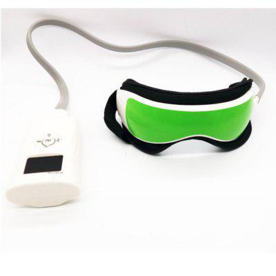 Eye Massager Glasses With Music Air Pressure and Vibration Infrared Heater Eyes Care Device