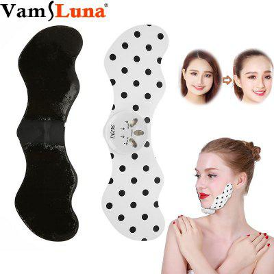 GearBest coupon: V Face Thin Shape Lift Mask Electric Massager Adjustable Silicone Pad for Facial
