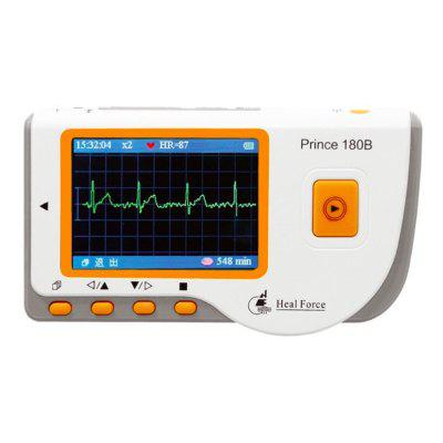 Heal Force Prince 180B Easy Handheld Portable Unit With 3-Lead Cable and Electrodes
