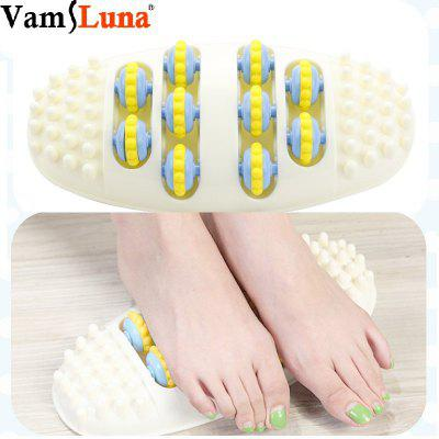 Foot Acupressure Massager Roller For Relieve Plantar Fasciitis Heel and Foot Arch Pain Relief