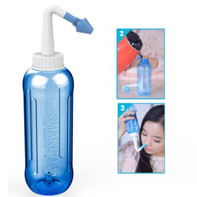 500ml Nasal Irrigator For Nose Wash Cleaner For Adult and Children Baby No Power Needed