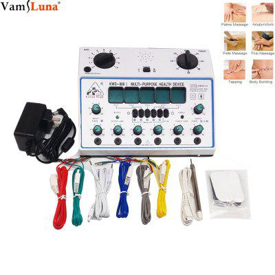 Acupuncture Stimulator Device is a New Acu-device no needles 6 channel pain killer