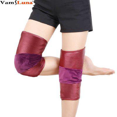 Electric Heating Knee Pads Far Infrared Moxibustion Therapy Arthritis Rheumatism