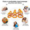 6 PCS Cups Breast Hip Massage Instrument Accessories For Infrared Heating Therapy Vacuum Pump Cup