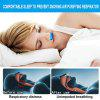 CPAP Electronic Anti Snoring Devices Rechargeable Breathing Air Purifier Continuous Positive