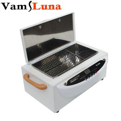 VamsLuna High Temperature Sterilizer Cabinet Sundry Professional Spa Beauty Hair Nail Equipment
