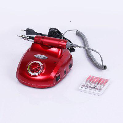 Electric Manicure Drill Machine 25000 RPM With 150X Sanding Band For Gel Polish