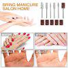 Electric Nail Drill Professional Portable Nail File Drill Grinder Manicure Pedicure Tools