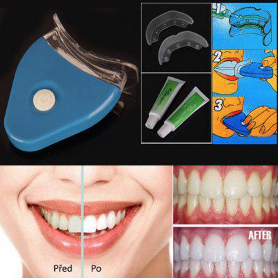 Original Teeth Whitening gel with lamp for white teeth and bleaching clareador dental