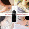 Temporary Tattoo Ink Natural and Long Lasting Organic Jagua Fruit Gel Ink   Premium Quality