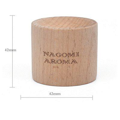 Pure Essential Oil Diffuser Pure Wood Aromatherapy Diffuser No Heat No Water No Plastic Required