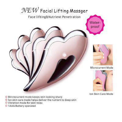EMS Electric Face Neck Massager For Skin Lifting Anti-age V face lift