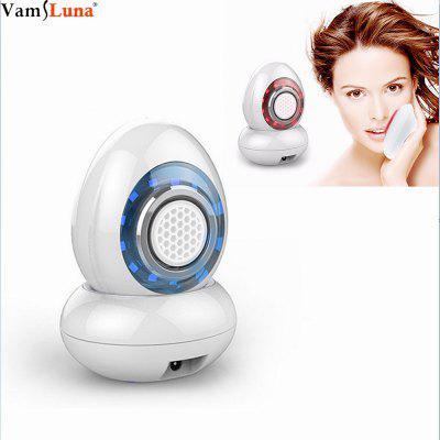 RF Multi-Function Facial Massager Tool Skin Care Lifting Wrinkle Removal Vibration Mini Beauty