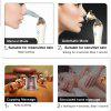 2 in 1 Electric Suction Cleansing Pores Blackhead Remover and Pore Vacuum Cleaner