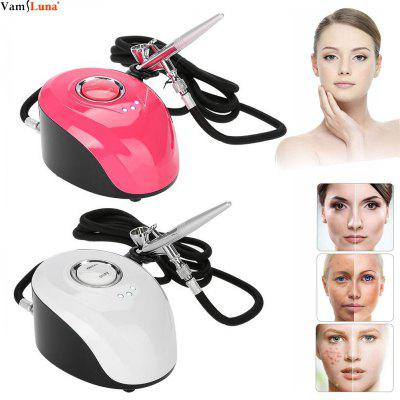 Water-Oxygen Sprayer Moisturizing Oxygen Airbrushing Machine for Wrinkle Removal Skin Rejuvenation