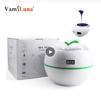 Wax Warmer Machine Wax Heat Melt Hair Removal Waxing Device Paraffin Heater Therapy Bath