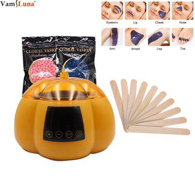 Salon Spa Hair Removal Hot Wax Warmer Heater Pot Machine Kit With