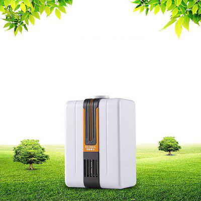 Air Purifier Negative Ion Generator Ions Per Sec Filterless Mobile Ionizer Travel Air Purifier
