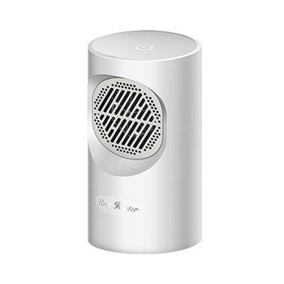 New Design 400W Super Quiet Portable Desktop Electrical Heater Hot and Cold Wind Mini Heater