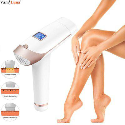 LCD Display IPL Laser Permanent Hair Removal Machine Device Home Electric Painless Laser Epilator