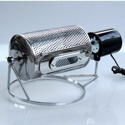 Mini Coffee Roaster Stainless Steel Baking Coffee Beans Manual Peanut Machine Seeds
